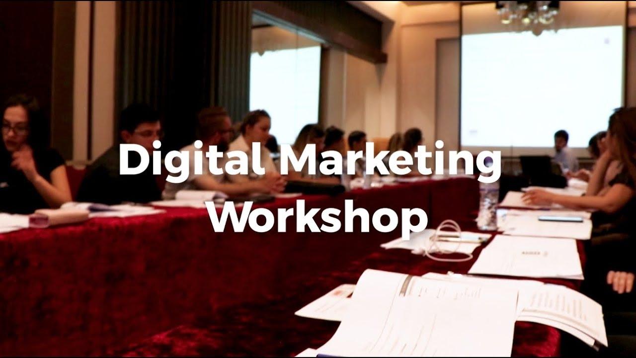 Kontakt | Digital Marketing Workshop