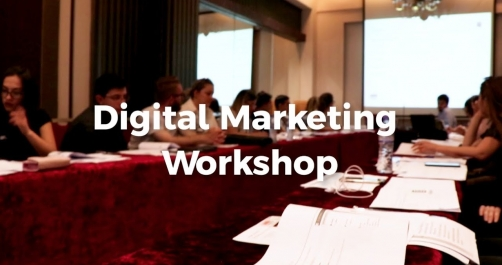 Kontakt | Digital Marketing Workshop
